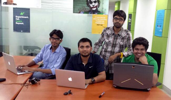 Fleep blog, meet the ParallelDots team