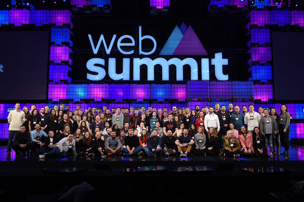 Web Summit Team