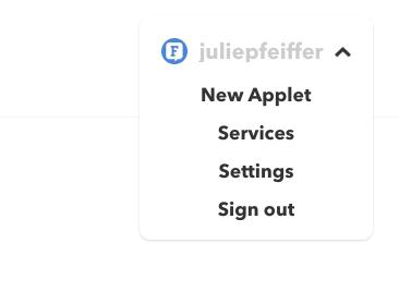 new Applet Fleep