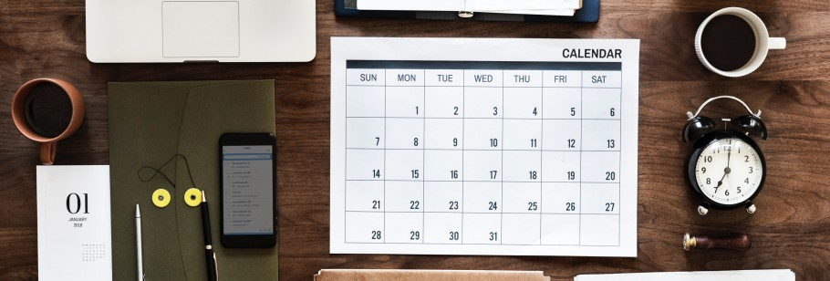 getting ahead of your working schedule