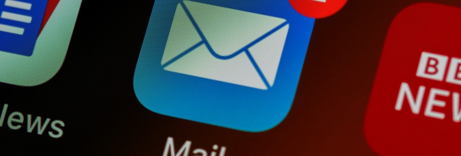 encrypted emails for company communication